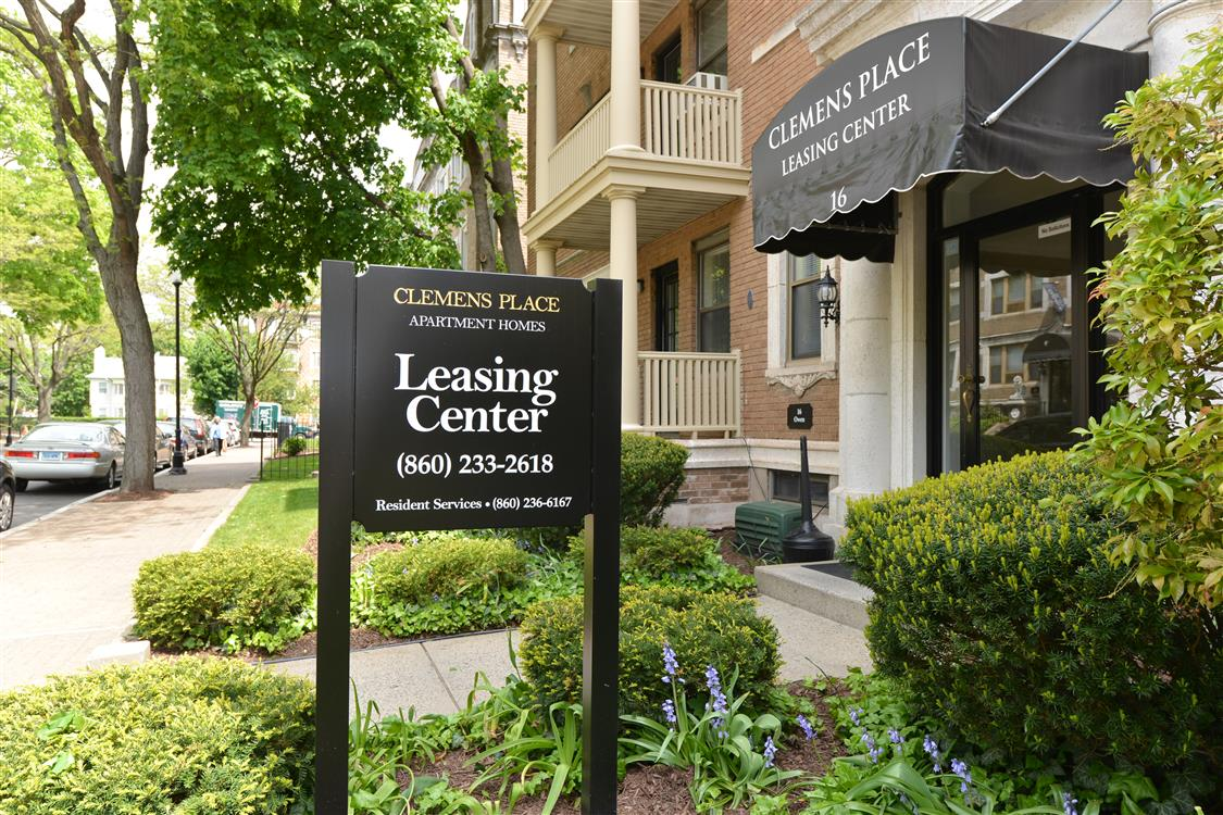 Clemens place hartford ct eagle rock apartments for 1 bedroom apartments in hartford ct