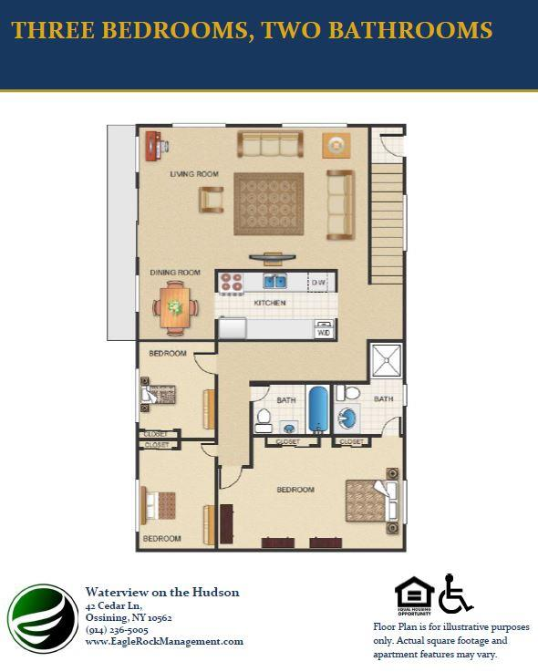 Waterview Apartments: Waterview On The Hudson - Ossining, NY