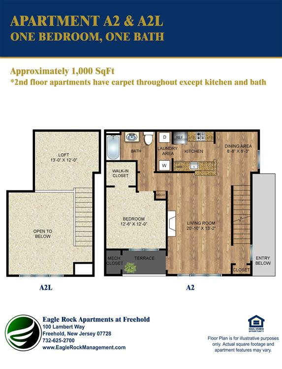 Eagle Rock Apartments At Freehold Freehold Nj